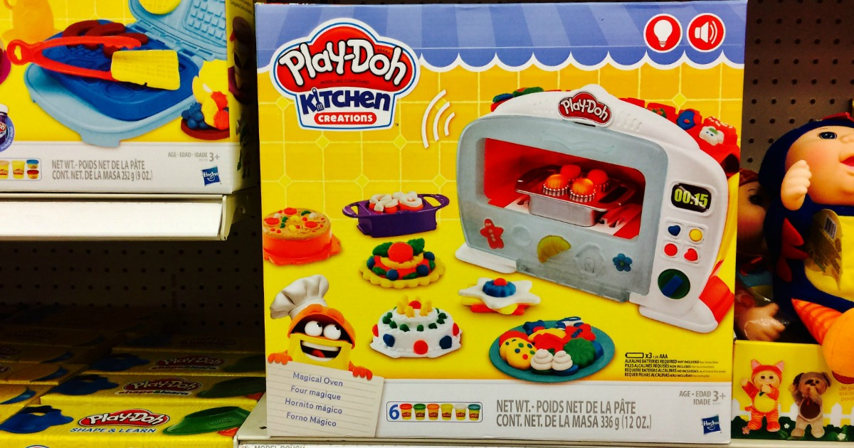 Play-Doh Kitchen Creations box