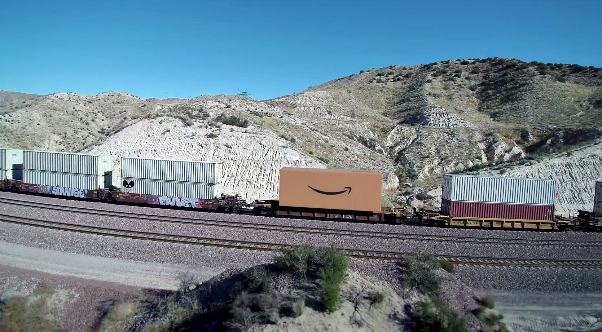 amazon prime day deals are coming! - Prime Smile Boxes like this one on a train coming to a few locations