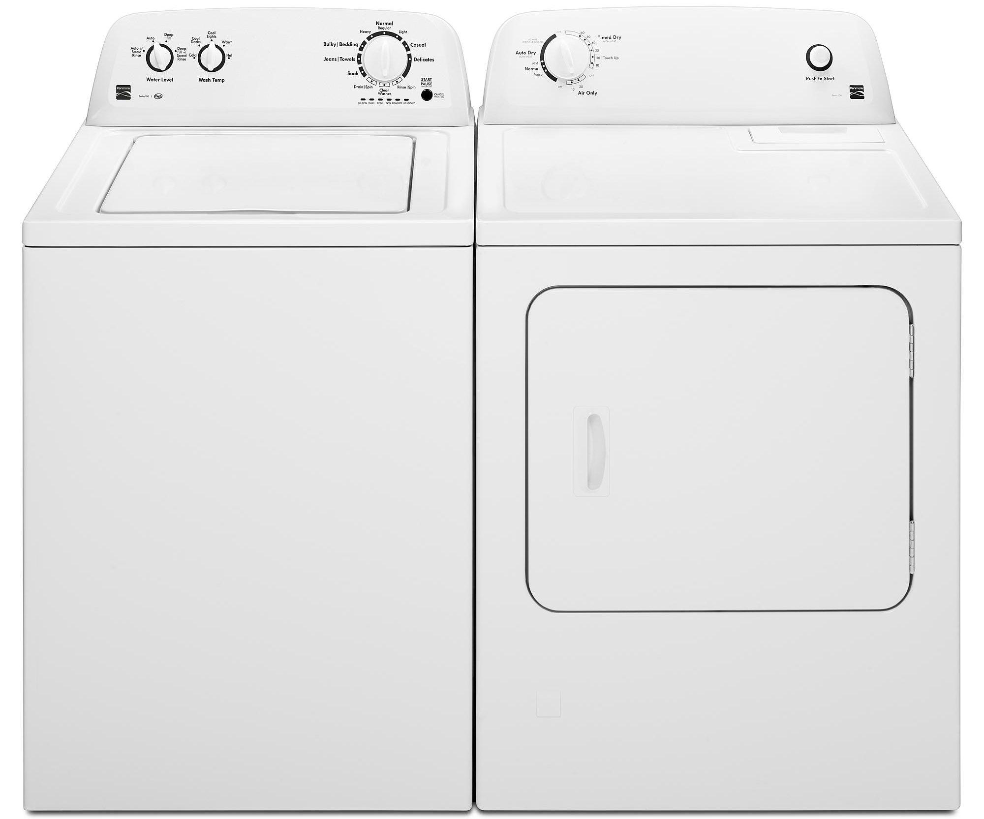 Kenmore Washer Amp Dryer Only 686 86 Delivered Regularly