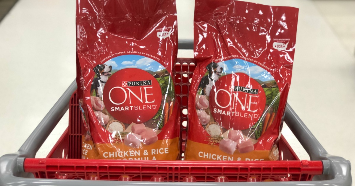 25% Off Dog Food, Treats, Accessories & More at Target.com + Buy One, Get One 25% Off