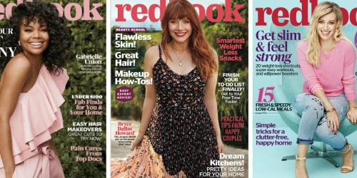 FREE 1-Year Redbook Magazine Subscription