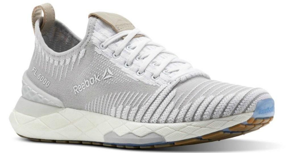 reebox women's floatride running shoe stock image