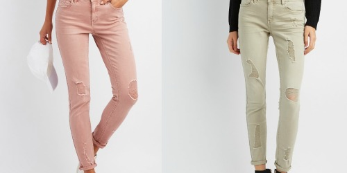 Up to 75% Off Sale Items at Charlotte Russe