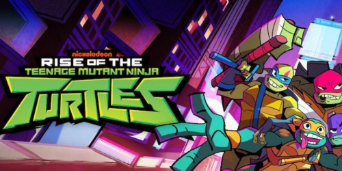 FREE Rise of the Teenage Mutant Ninja Turtles HD Episode