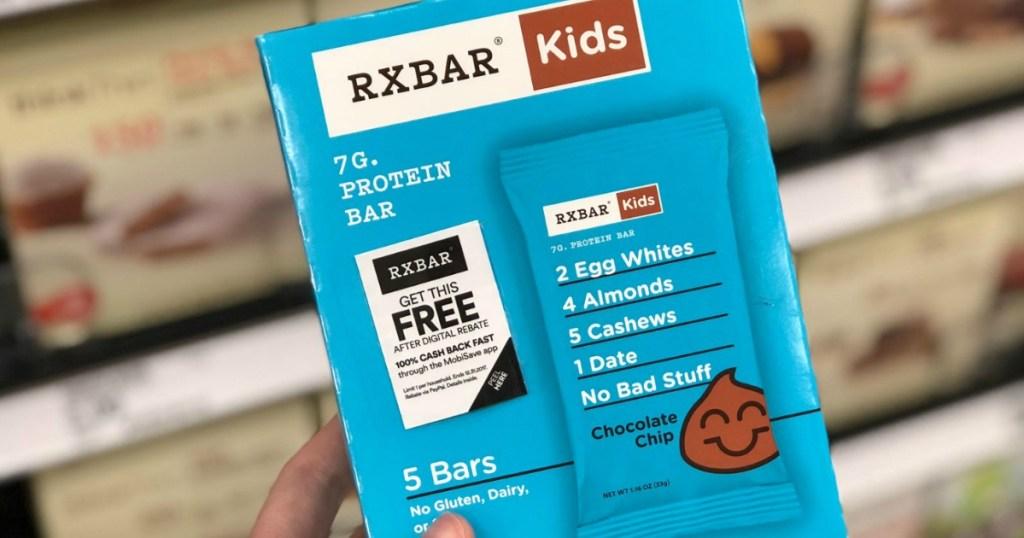 RXBar Kids Chocolate Chip