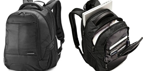Sears.com: Samsonite Classic Backpack Only $23.84 (Regularly $50)