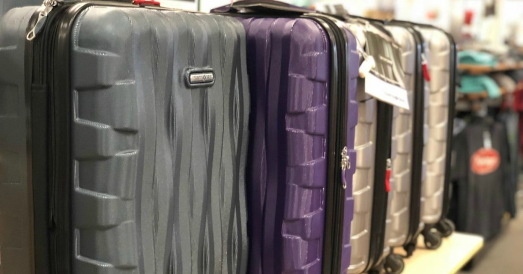 Samsonite Luggage Kohls