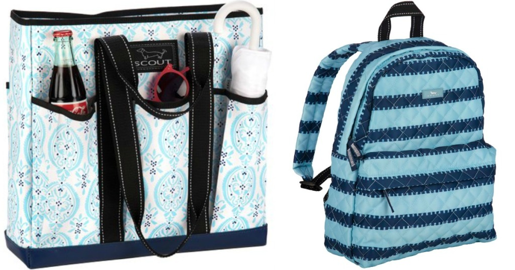 4c0a3cd63b SCOUT Bags Bid Day Blue Icebreaker Cooler Only $34.99 (regularly $55)
