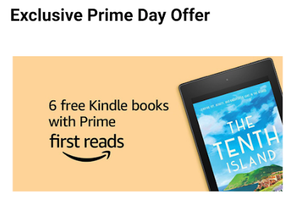 free kindle books with prime