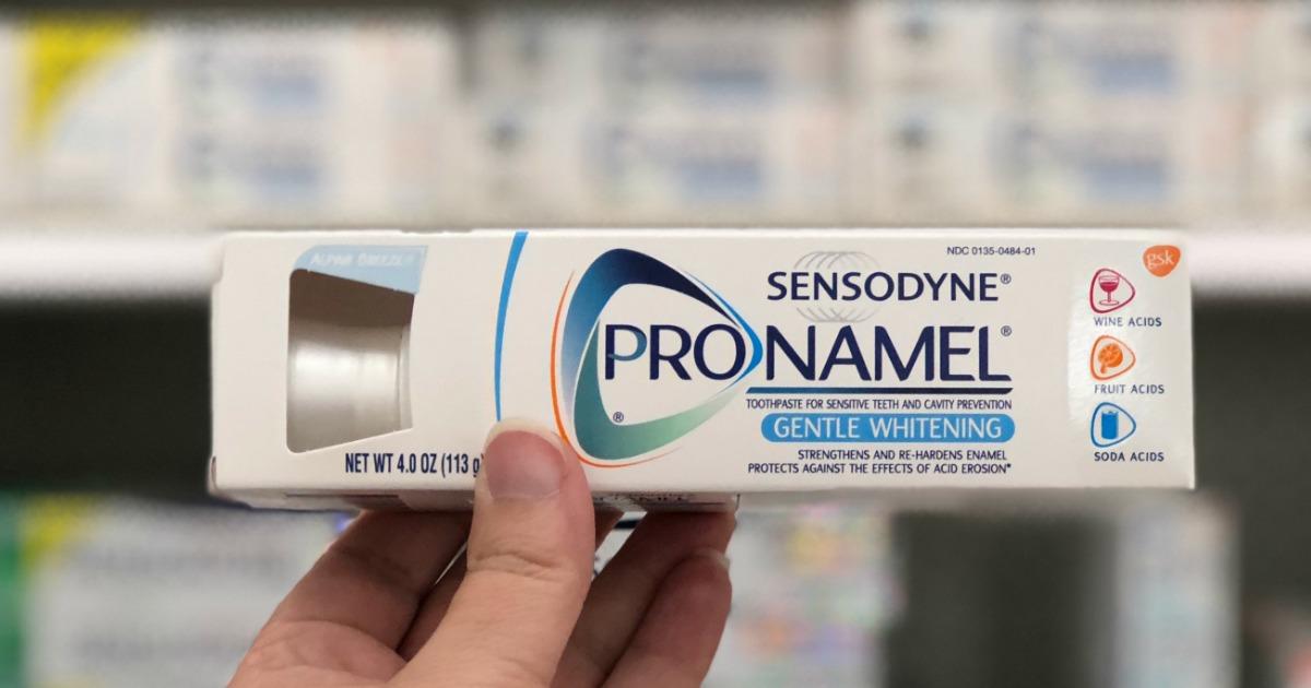 Sensodyne Pronamel Gentle Whitening 4 ounce