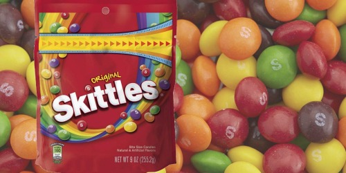 Amazon: Skittles 9oz Bag Only $1.99 Shipped