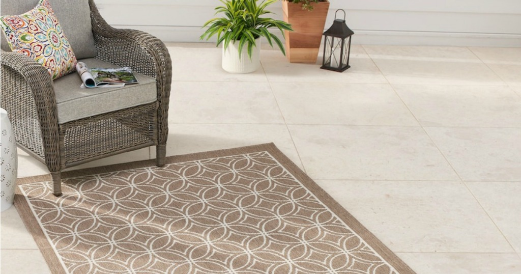 Kohl S Cardholders 4 X 6 Indoor Outdoor Rugs Only 27 99 Shipped More Hip2save