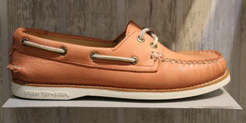 Sperry Men's Original Boat Shoes Just $49.99 Shipped (Regularly $110)