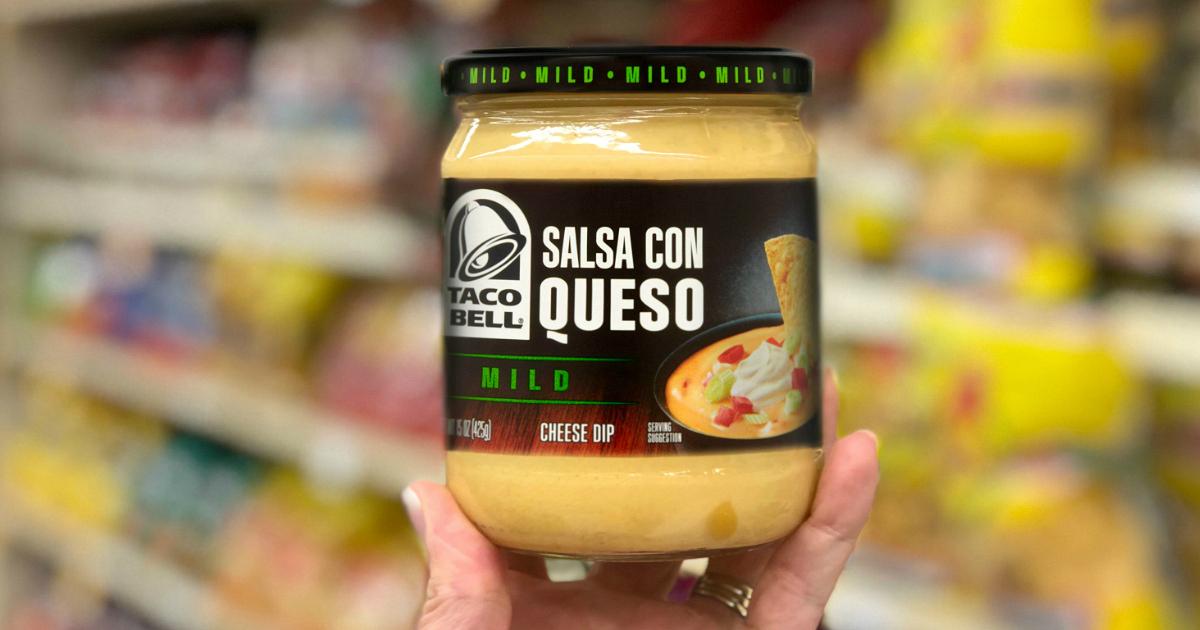 kraft recalls taco bell cheese dip – salsa con queso