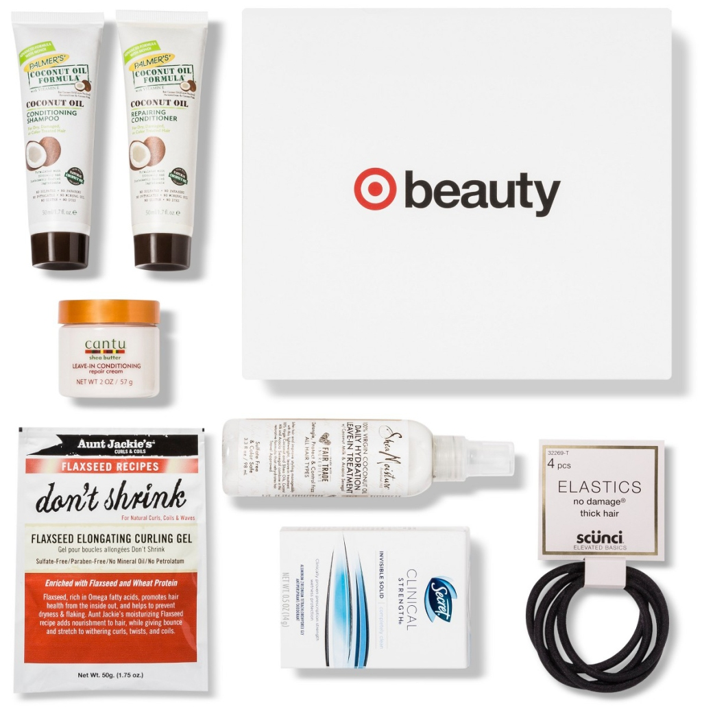 Target Beauty Box Only $7 Shipped (Includes Full-Size