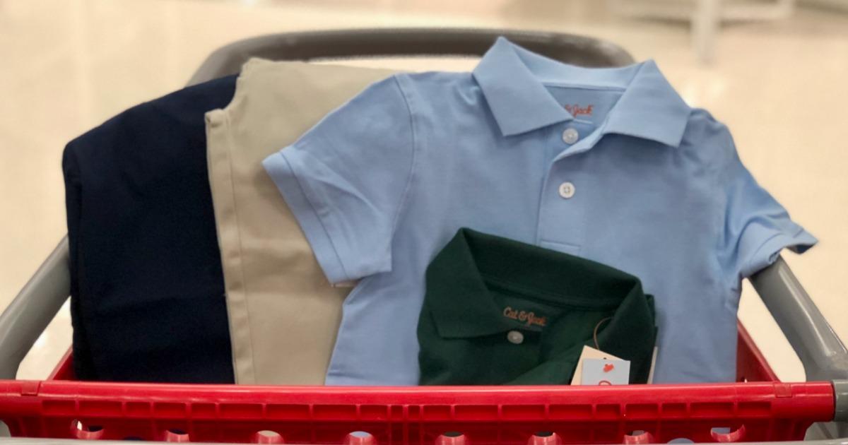 40 Off School Uniforms At Targetcom Hip2save