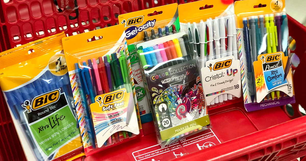 back to school deals at Staples, Target, Walmart, and more – Teachers get 15% off school supplies at Target