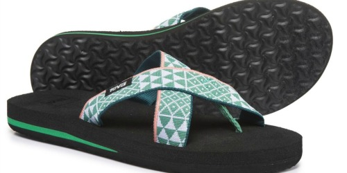 Teva Women's Sandals Only $10 Shipped & More