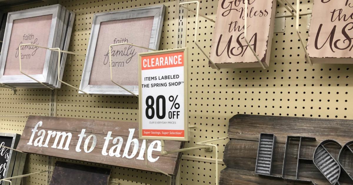 hobby lobby senior discount
