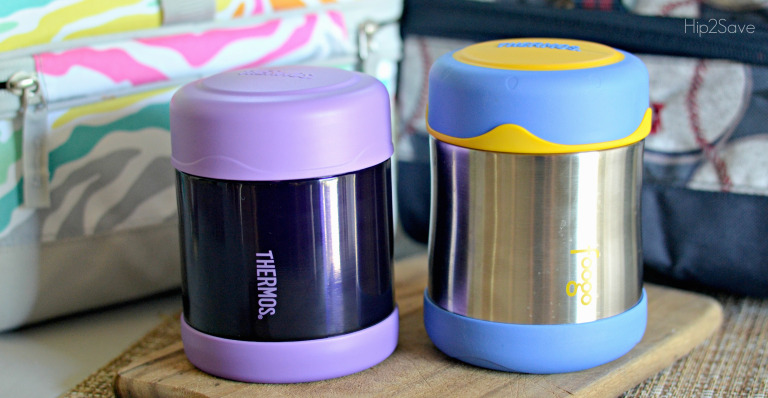 These school clever lunch box hacks are so easy – small thermoses for hot foods