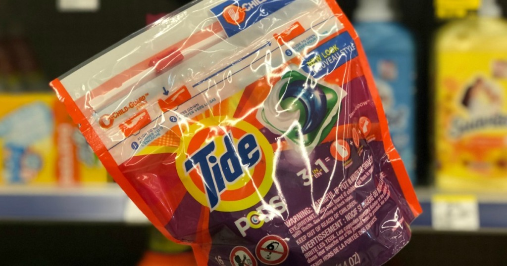 bag of Tide PODS