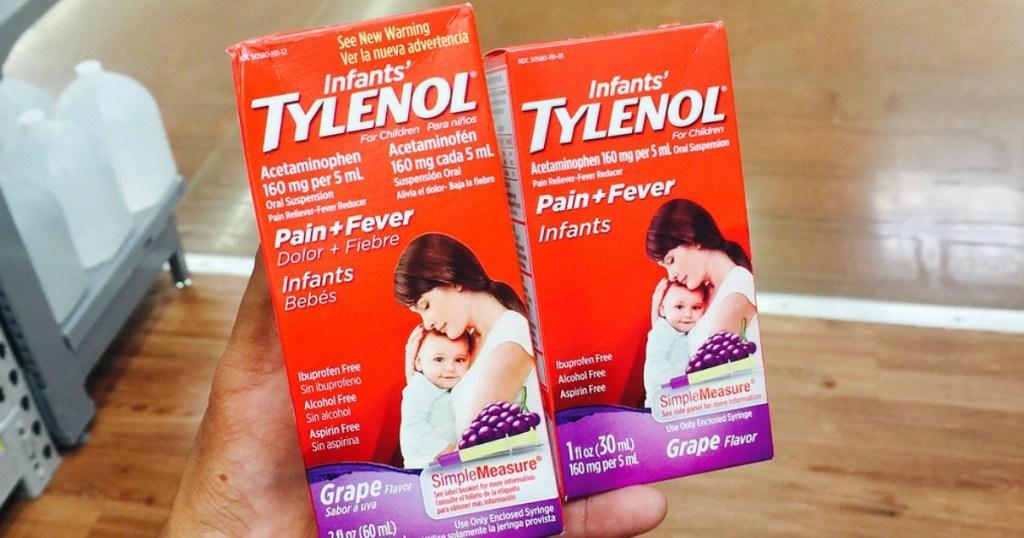 infant Tylenol