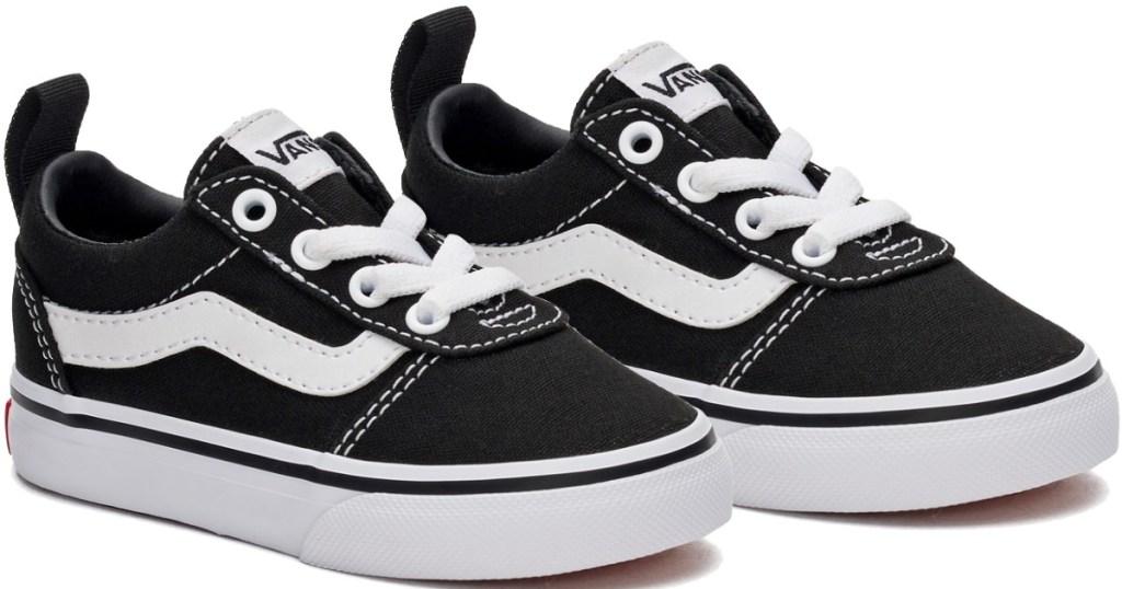 0090e5e2baf70b Hop on over to Kohls.com where you can snag these Vans Ward Toddler Slip On Skate  Shoes on sale for  29.99 (regularly  34.99).