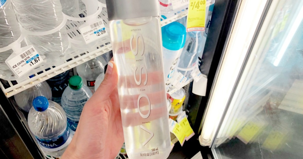 Voss Water Only 75¢ at CVS - Hip2Save