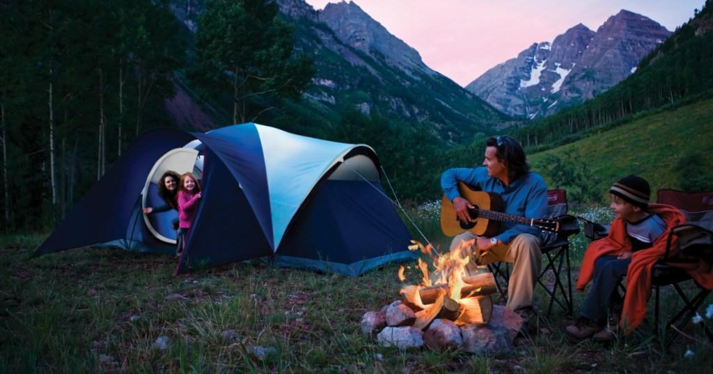 Walmart camping deals