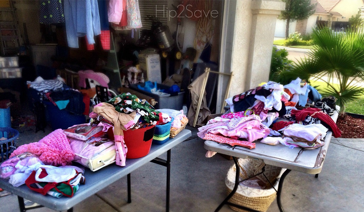 save more money 2019 easy tips – yard sale