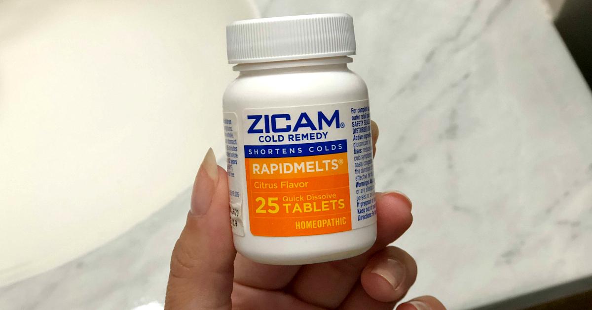 Zicam class action settlement - Zicam melts bottle