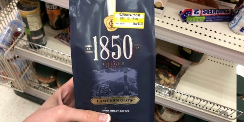 Possibly 50% Off Starbucks Hot Cocoa & 1850 Coffee Bags at Target