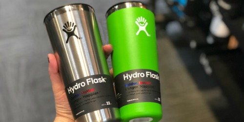 50% Off Hydro Flask Tumblers at REI Garage