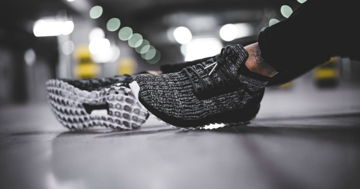 sports shoes 4c5ca 78aef Adidas Men's Ultraboost All Terrain Shoes Only $99 Shipped ...