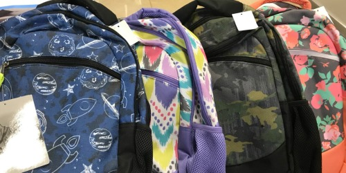 ALDI Backpacks Only $6.99 AND Lunch Bags Just $2.99