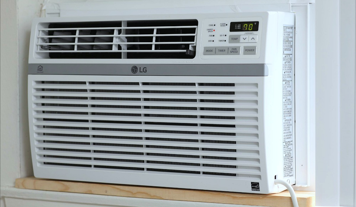 save money with these summer clearance sales – air conditioner unit in window