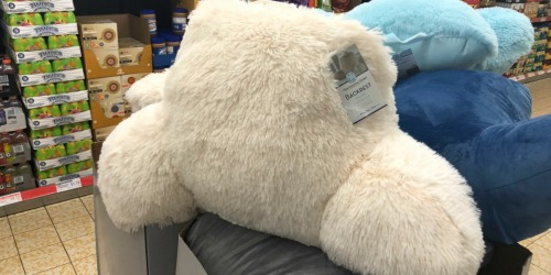 Backrest Pillows Only $9.99 at ALDI + More