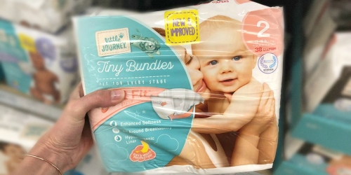 ALDI Baby Deals: Little Journey Jumbo Pack Diapers Only $3.99 + More
