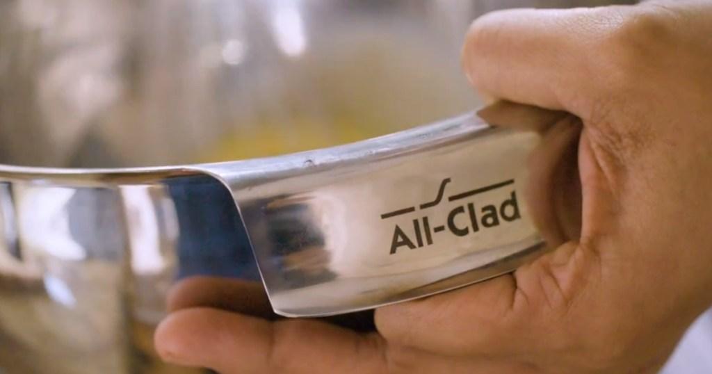 All-Clad stock pot