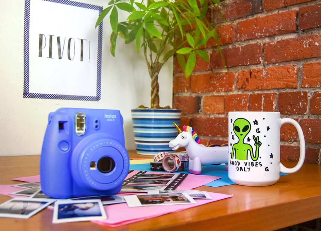 Amazon Prime Student free shipping and deals – a college desk with cute items on it