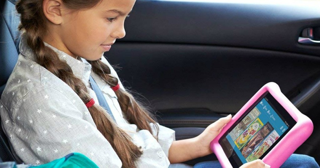 Amazon: Fire 7 Kids Edition Tablet w/ Case Only $59 99