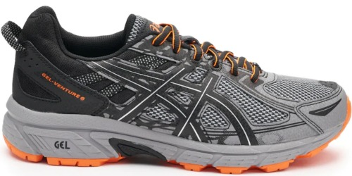 TWO ASICS Men's Shoes Only $52.48 Shipped + Earn $10 Kohl's Cash