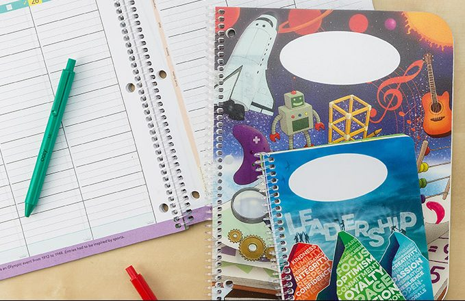 back to school planners