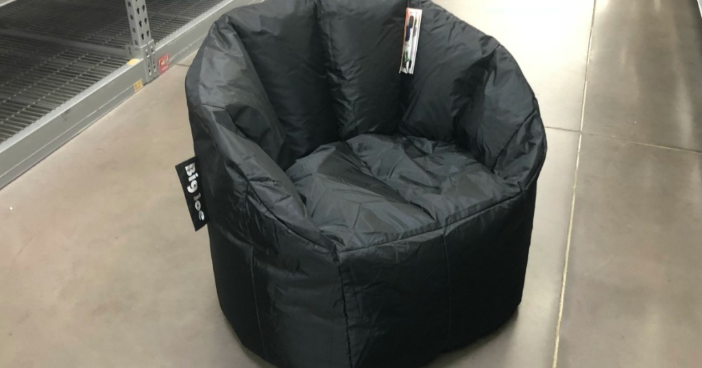 Big Joe Milano Bean Bag Chair Only 29 99 At Walmart Com