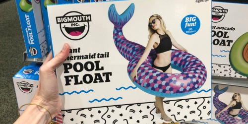 50% Off Big Mouth Pool Floats at Dick's Sporting Goods (In-Store & Online)