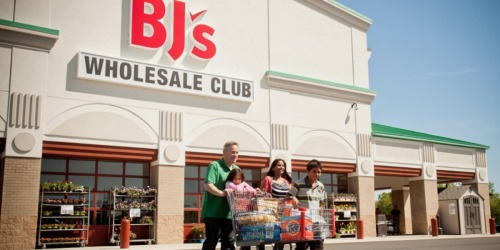 BJ's Wholesale Club 1-Year Membership AND $130 Worth of Coupons ONLY $25