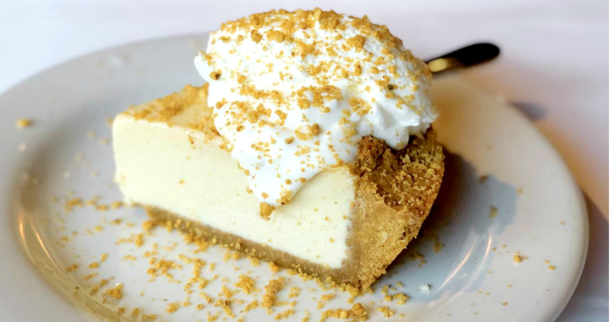 Get a free birthday dessert or appetizer – Key Lime Pie
