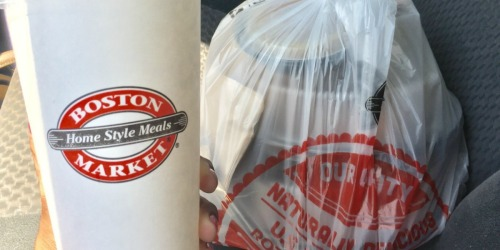 Boston Market: Buy One Pot Pie & Drink, Get One Pot Pie FREE