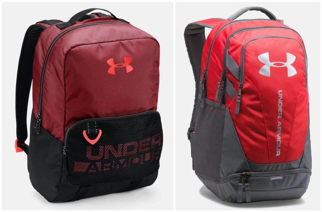 boys under armour backpacks