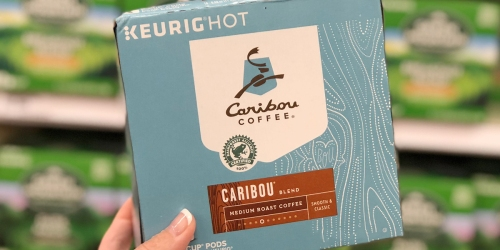 Kohl's: TWO Keurig K-Cup 16-Count Packs Only $9.99 (Just $5 Per Box!)